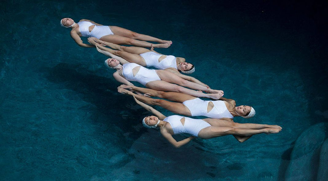 The Swimmers by Emma Hartvig.