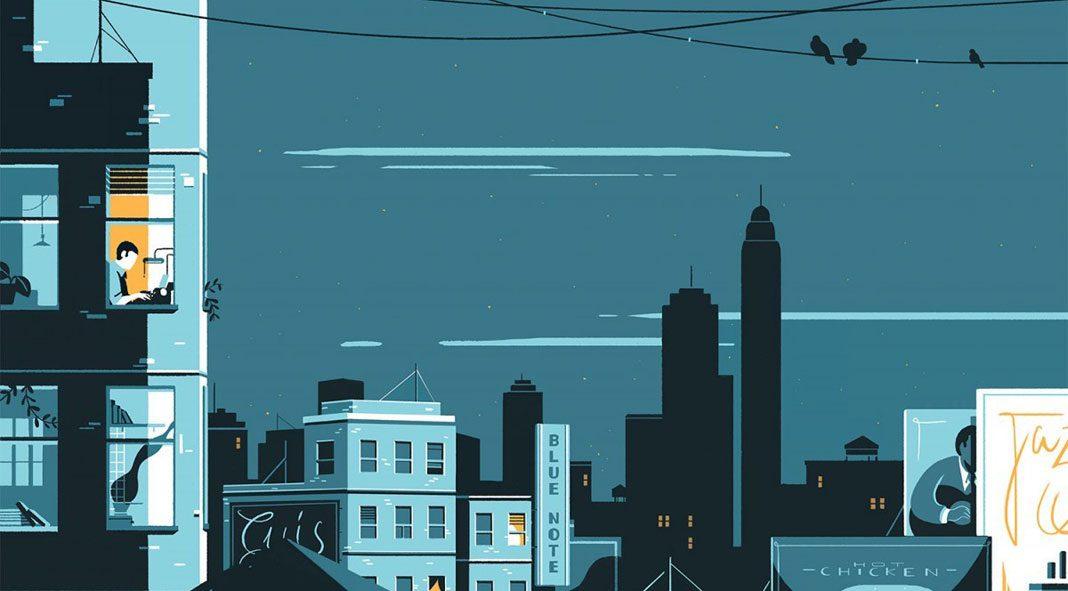 Tom Haugomat Illustrations.
