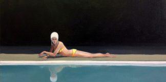Visual artist Elisabeth McBrien