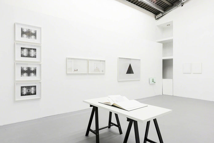 Group exhibition of Brazilian artists at Osnova Gallery in Moscow, Russia.
