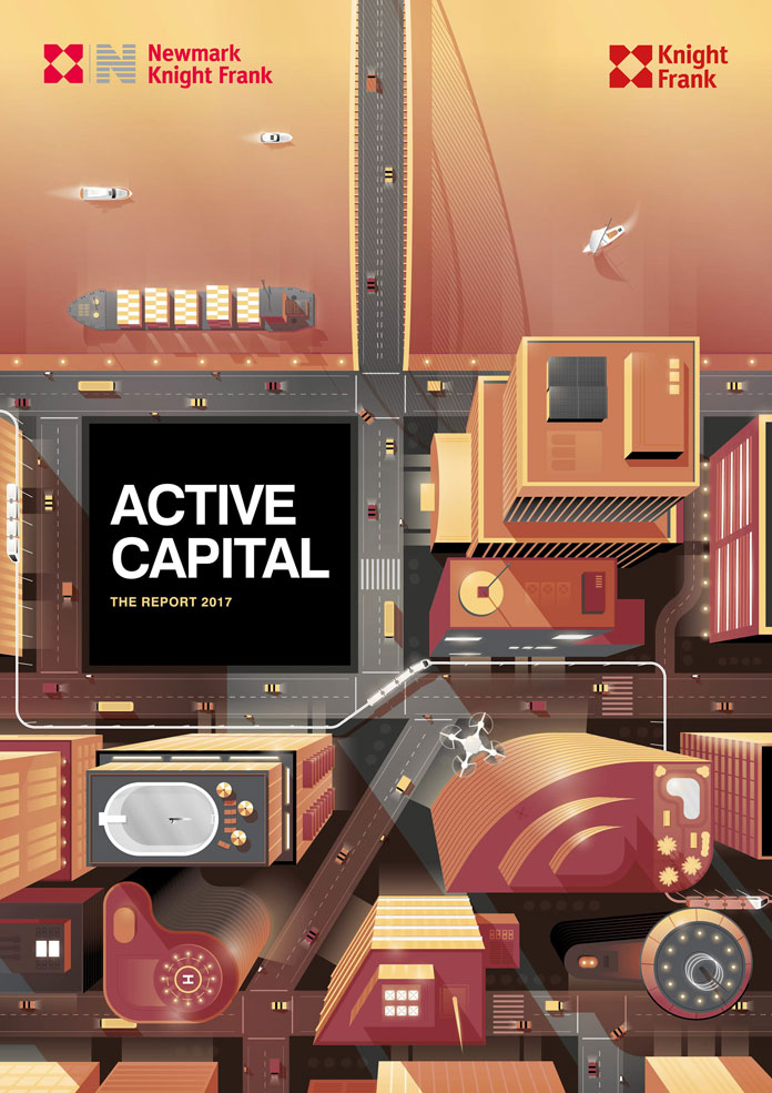 The Active Capital Report.
