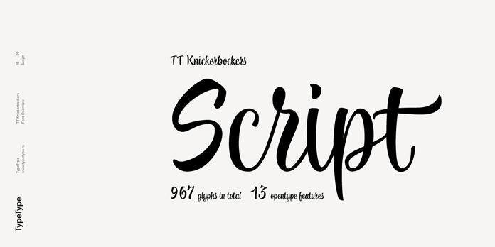 Script version.