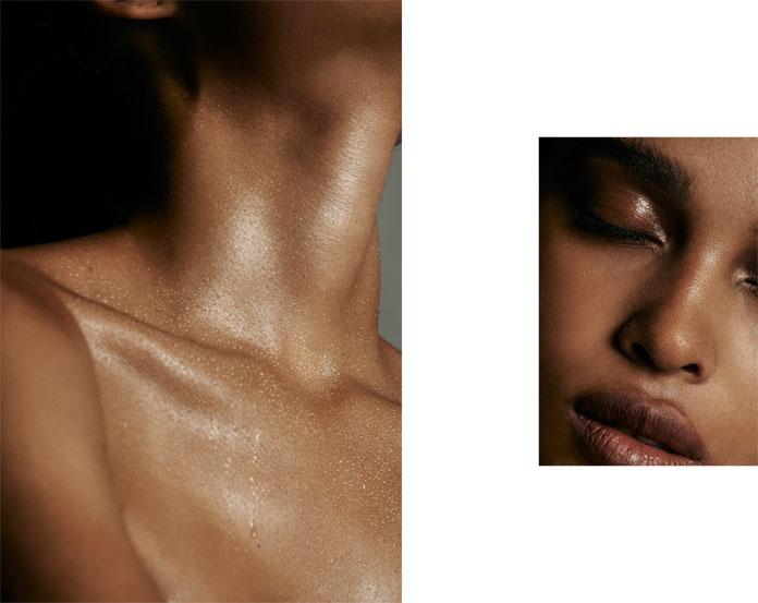 Clara Giaminardi, Objectifications, Skin close ups