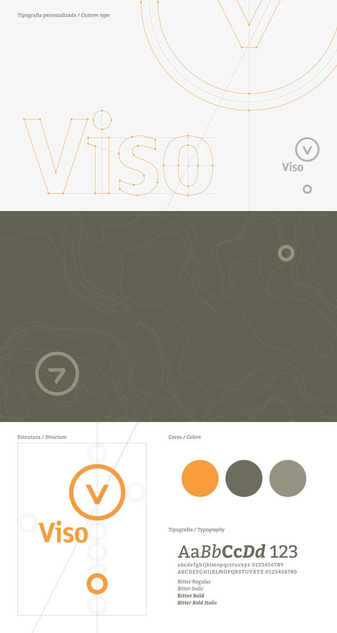 Key visuals and brand guide.