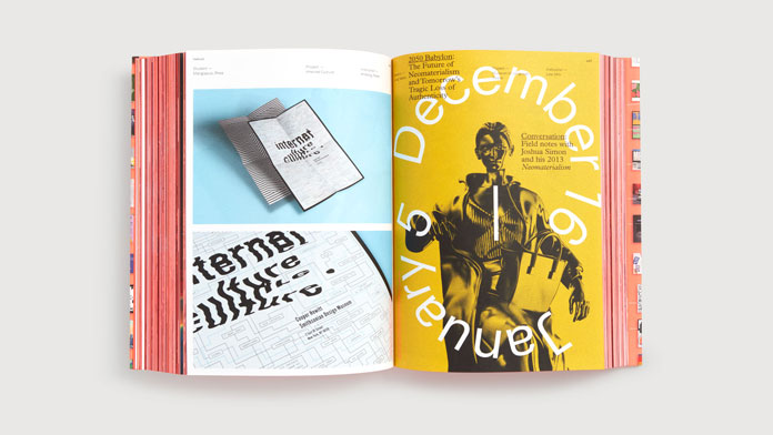 Book design by studio Hinterland.