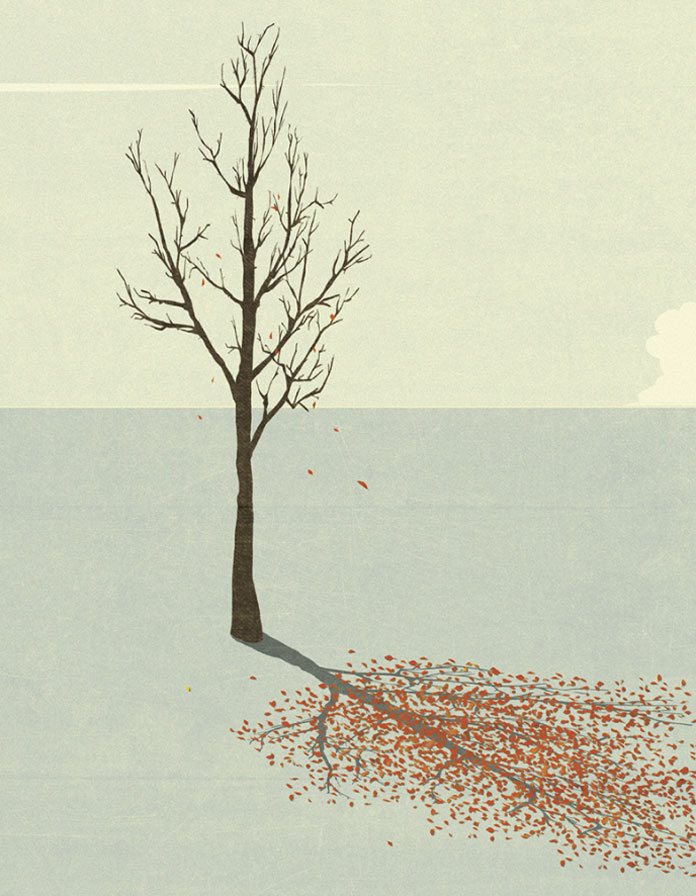 Andrea Ucini Illustration, Life After Death