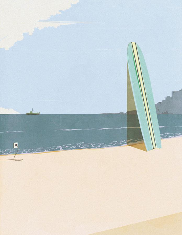 Andrea Ucini Illustration, No money
