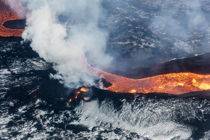 Holuhraun Lava Field, Iceland (2015)
