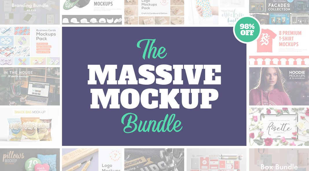 Mockups Bundle – Limited Time Offer
