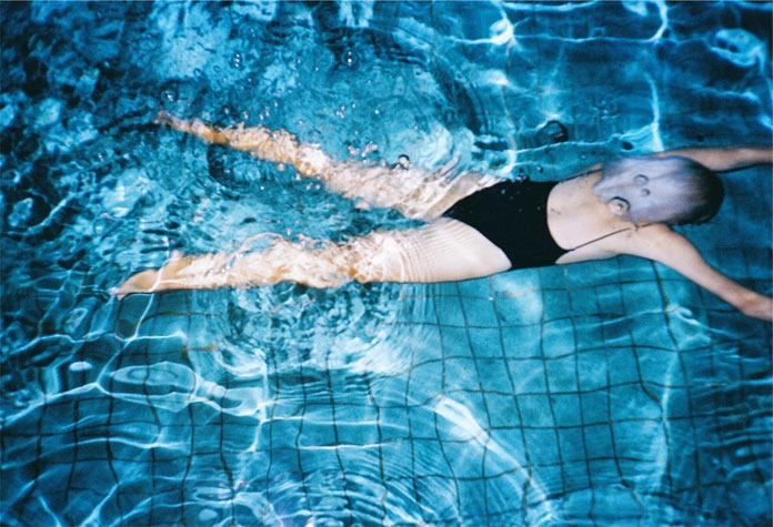 Nick Prideaux Photography, in the pool