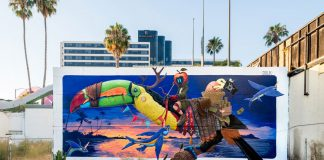 Pow! Wow! Long Beach 2017