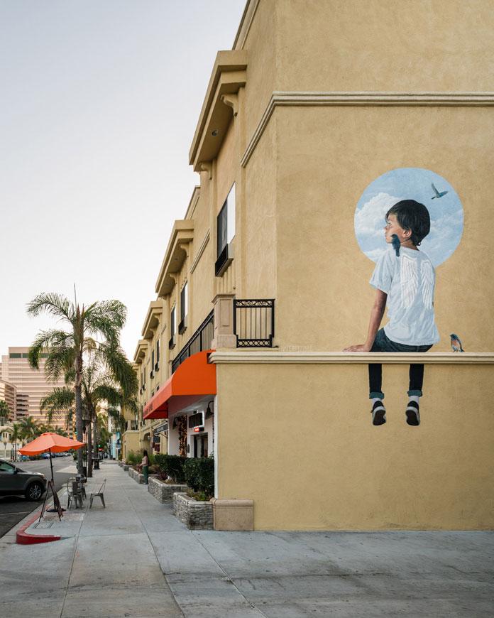 Pow! Wow! Long Beach 2017, Nate Frizzell