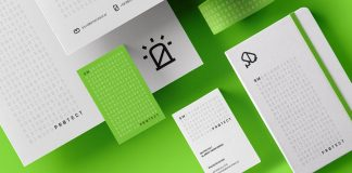 SM Protect branding by Fromsquare studio.