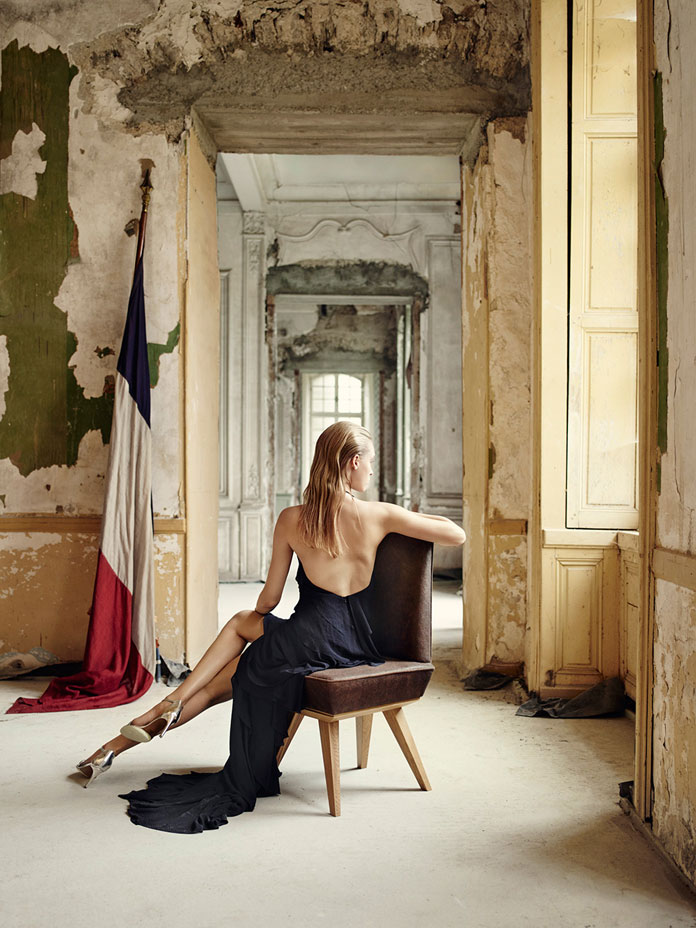 Sonia Szóstak Photography, Chateau de Gudanes.