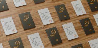 Viso branding by Carlos Bauer.
