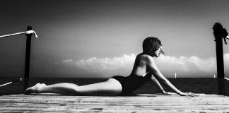 The Sea, a photo series by Elizaveta Porodina.