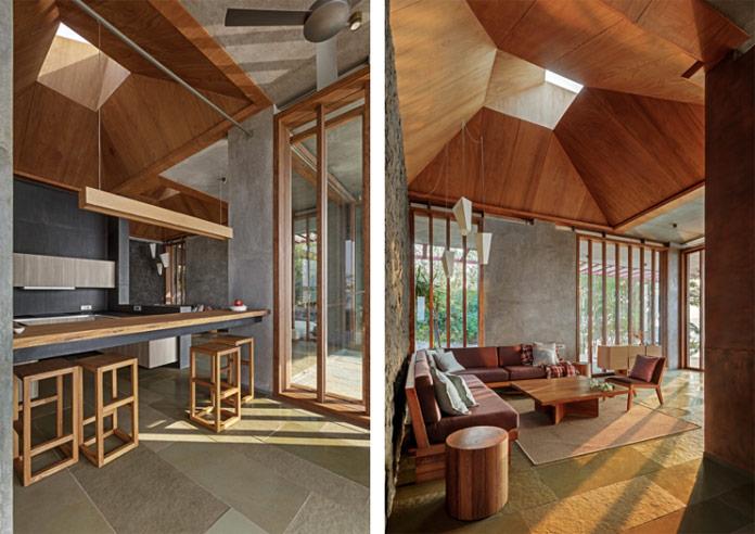 Interior space.