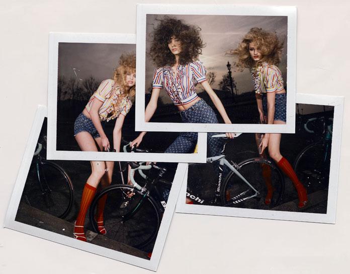 Steve Hiett - Polaroids