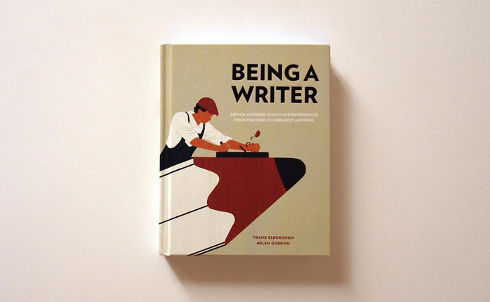 Being A Writer, a book by Frances-Lincoln publishing.