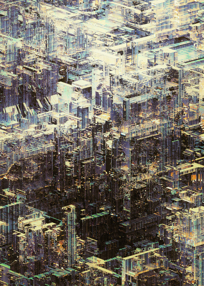 Atelier Olschinsky, Deus ex machina 3