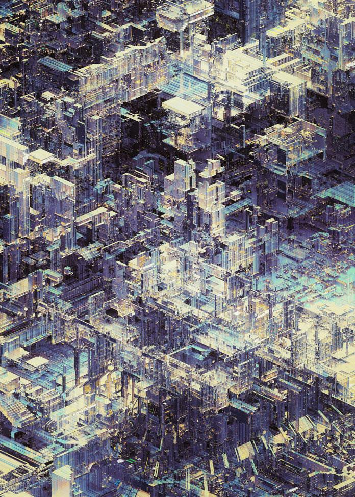 Atelier Olschinsky, Deus ex machina 4