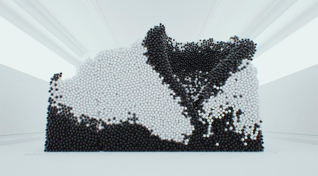Elements: 3D Experimental Animation by Maxim Zhestkov.