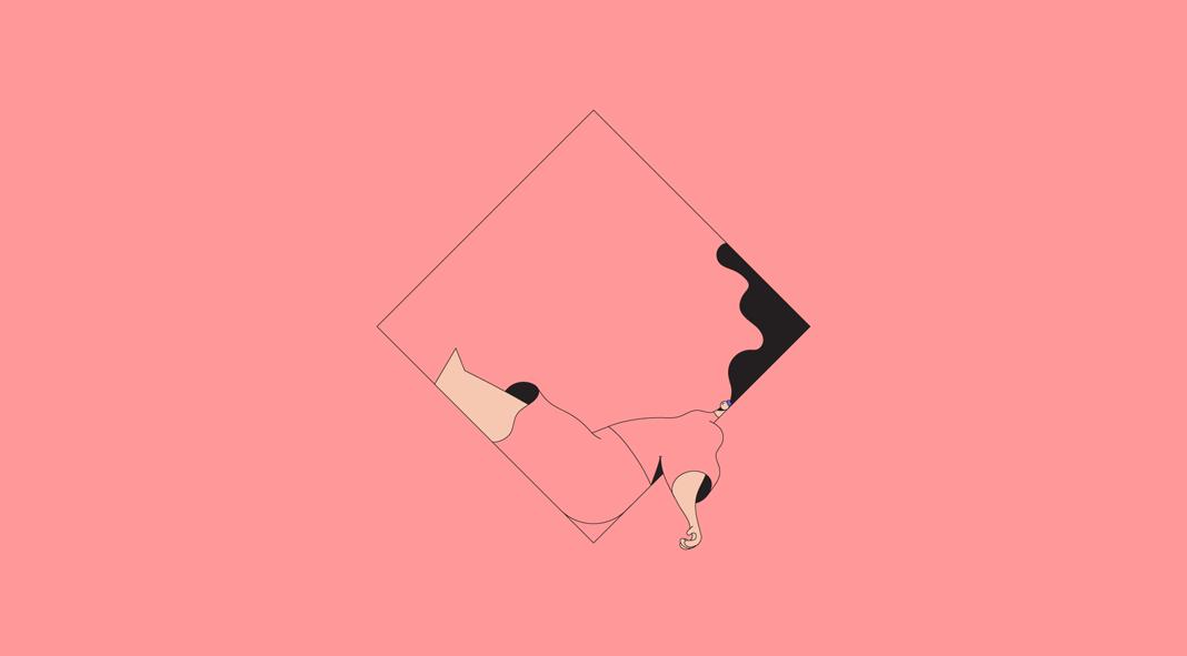Girls, Girls, Girls - character illustrations by Linn Fritz