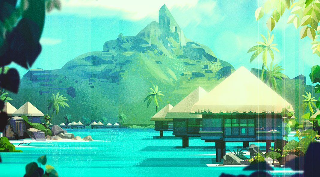 James Gilleard Illustrations