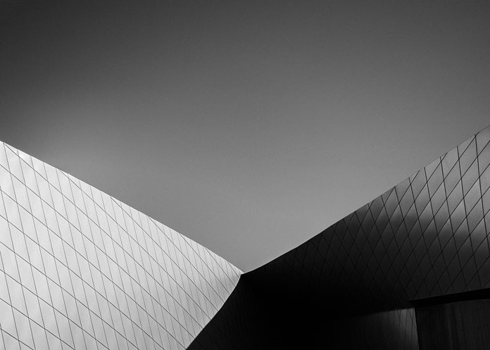 Kim Høltermand Photography, Minimalist architectural photography