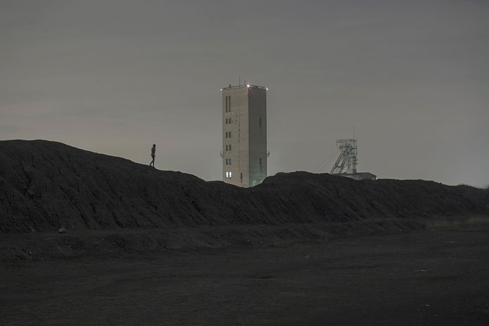 On His Own – photo series by Pawel Franik, being alone