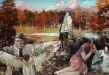 Paintings by Lars Elling.