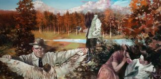 Paintings by Lars Elling.