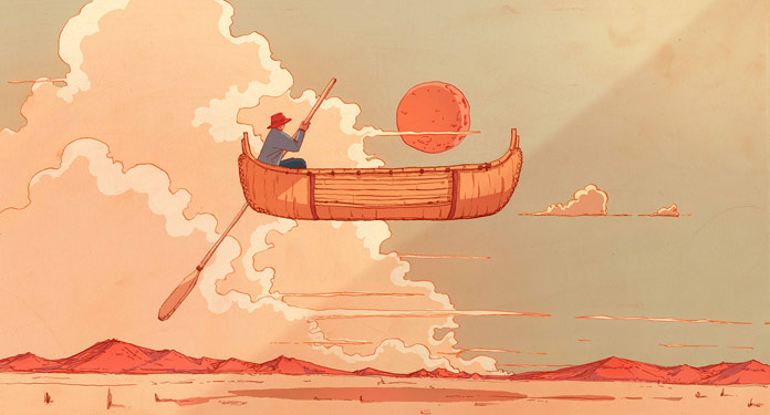 Wenyi Geng Illustrations, Adventure.