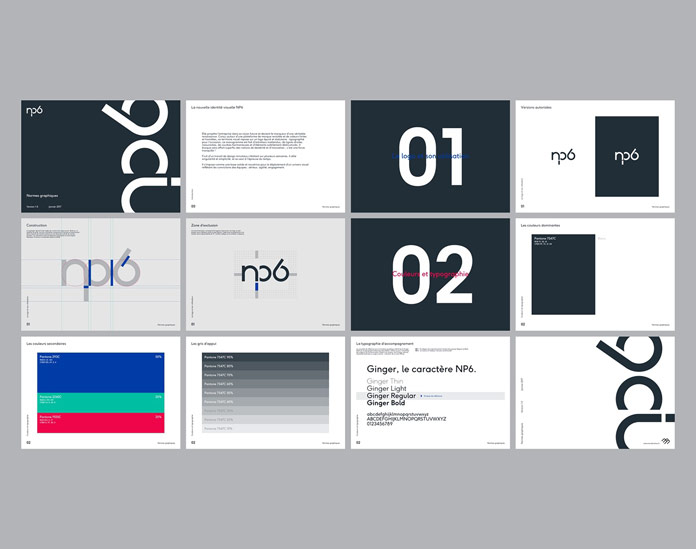 NP6 brand guidelines.