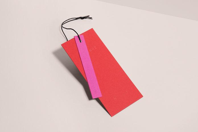 Hang tag.