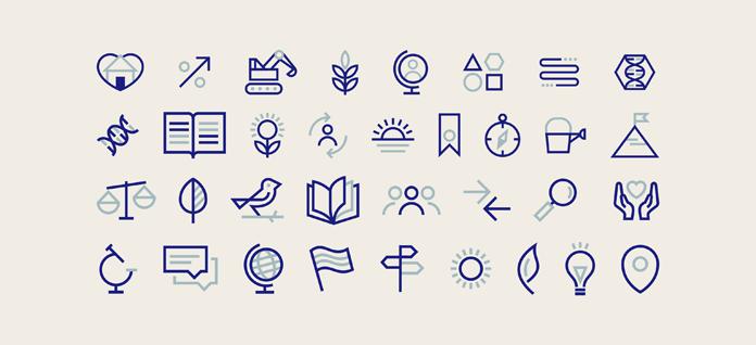 Iconography.
