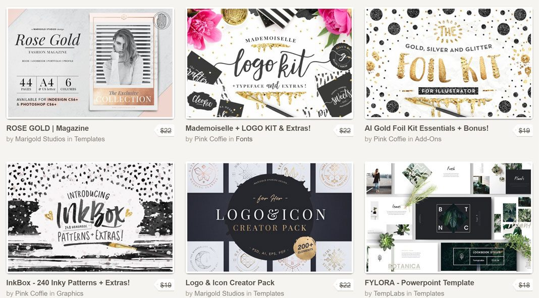88 amazing design products 97 off 88 incredible design products from creative market toneelgroepblik Gallery