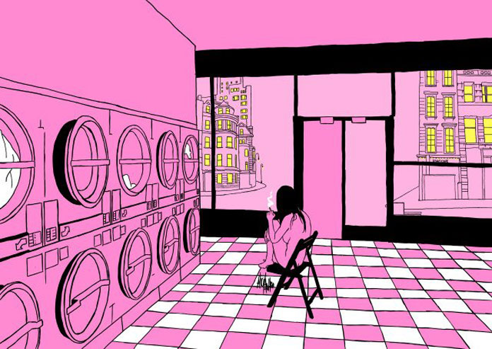 Alicia Rihko - Laundry