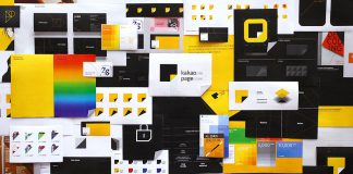 Kakaopage brand experience and graphic design renewal by Plus X.