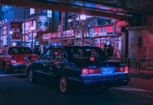 Neon Dreams - exploring Tokyo through the lens of Matthieu Bühler.