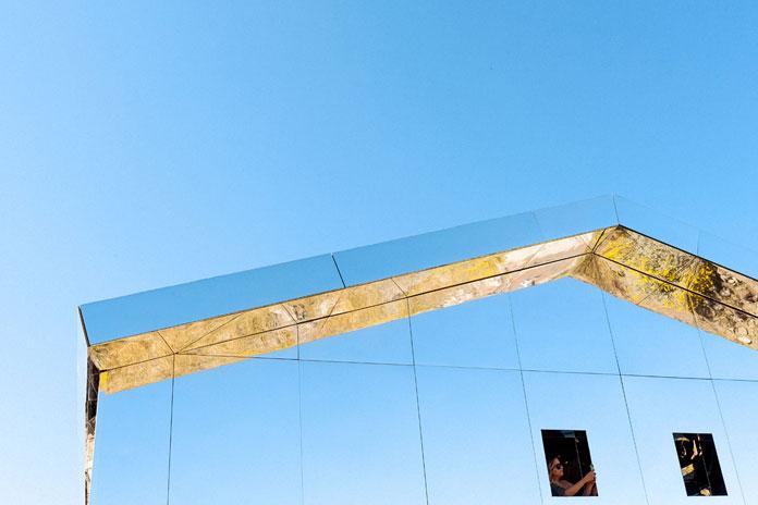 Mirage by Doug Aitken.