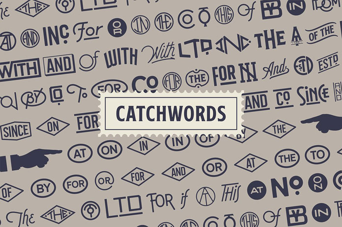Catchwords.