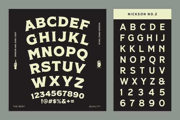 Nickson No 2.