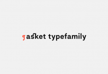 Asket font family.