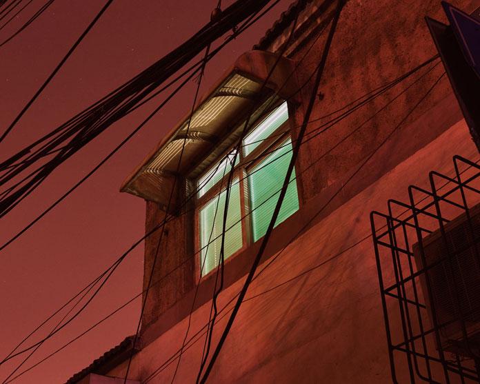 Christian Delfino Photography, Turquoise light