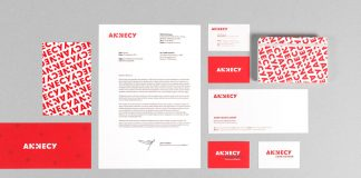 Graphic design and visual identity development by Graphéine for the French city of Annecy.