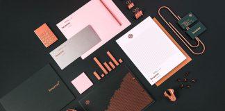 Hexarem - graphic design and brand identity developmentby Simon Laliberté and Etienne Rochon.
