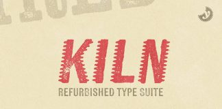Kiln font family by Yellow Design Studio.