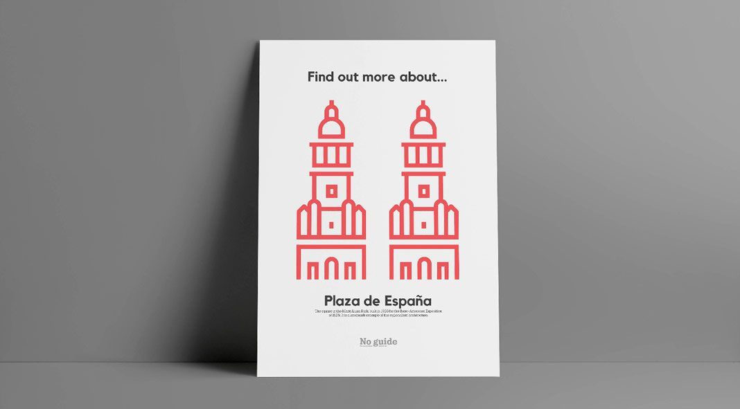 No guide - iconography about Seville.