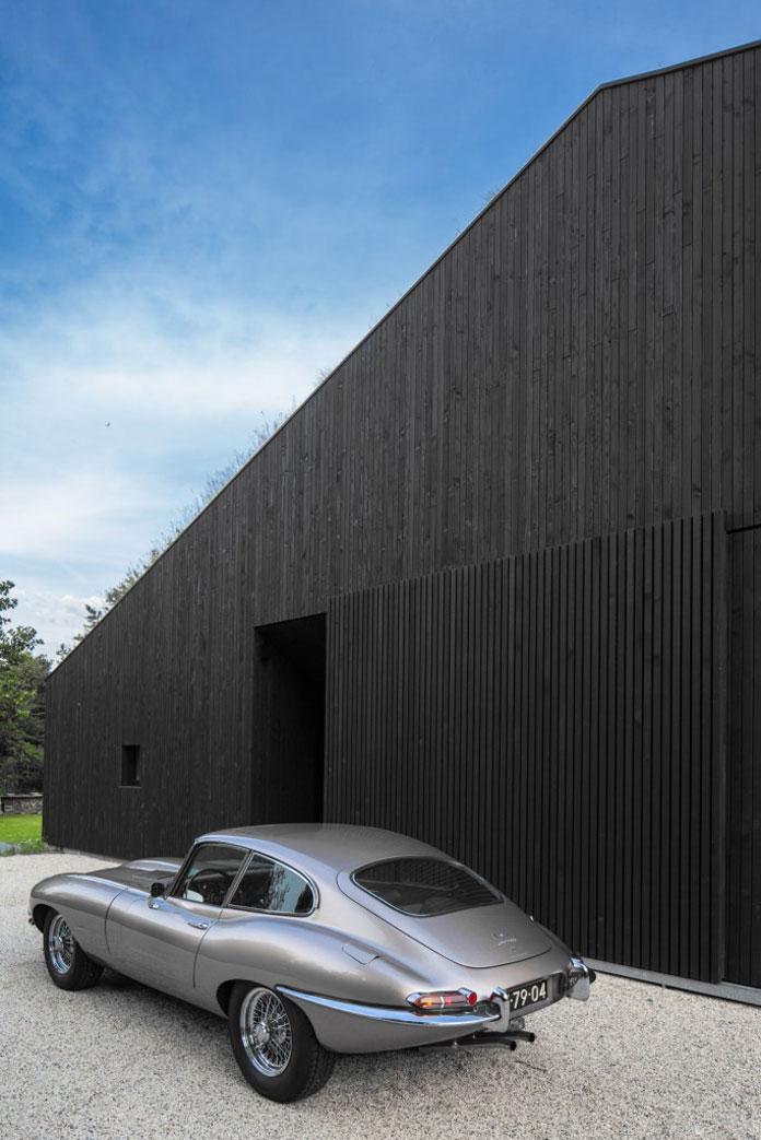 Villa SG21 by FilliéVerhoeven Architects.